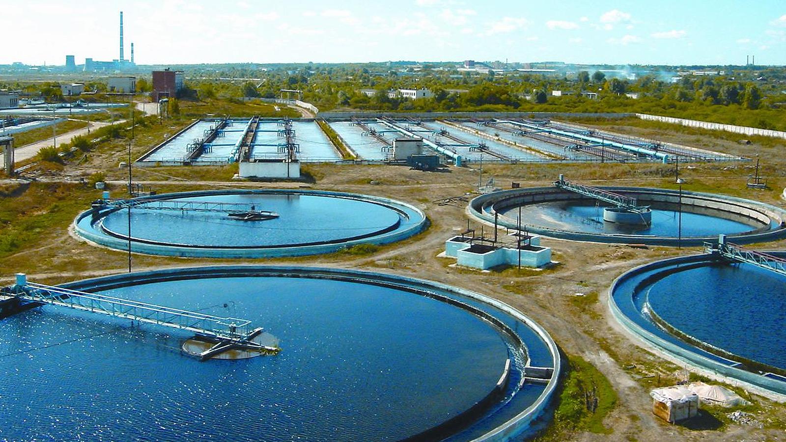 Внедрение новой методики очистки сточных вод