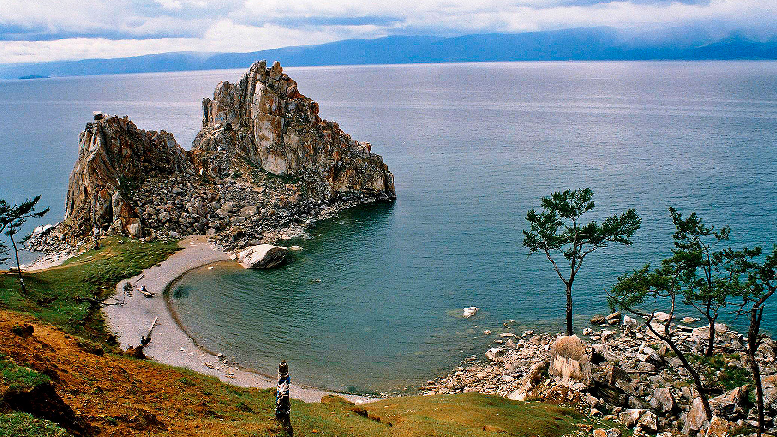 Спасти Байкал от экологической катастрофы