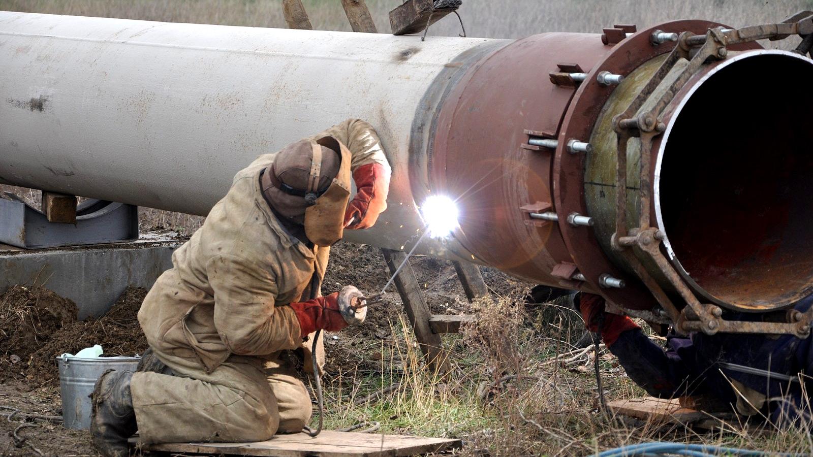 Ремонт магистрального водовода в Саратове был окончен досрочно