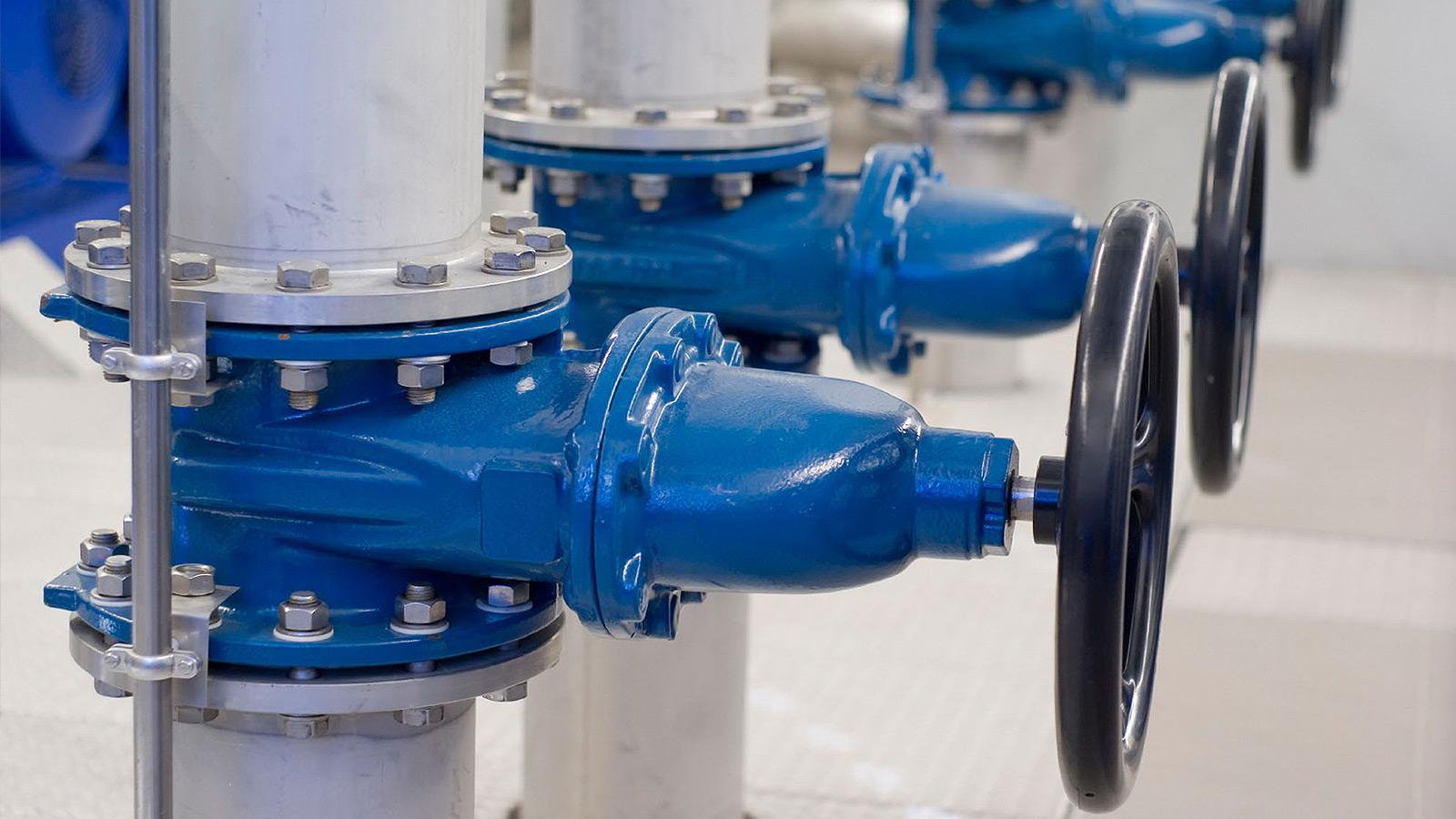 В Нижнем Новгороде модернизируют сети водоснабжения