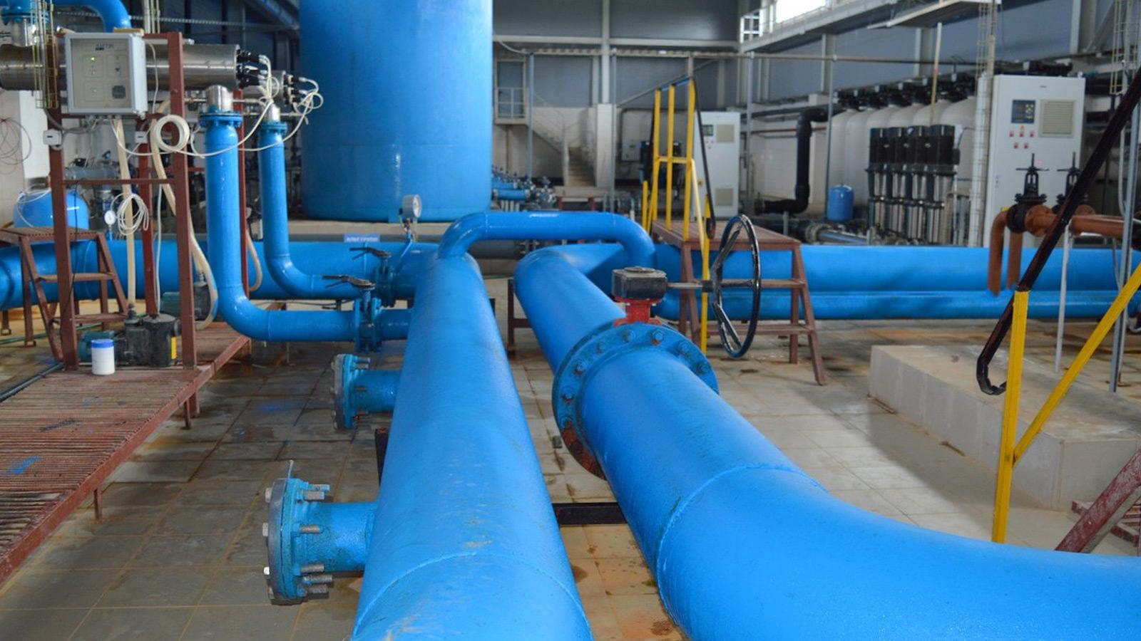 В подмосковной Балашихе будет реконструировано 5 водозаборных узлов